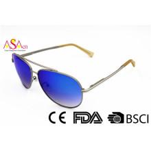 Металл Спорт Новые Coming UV Protection Sunglaases с BSCI (14389)