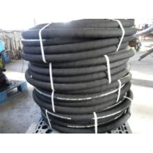 150 Psi asfalto mangueira de sucção de borracha cimento / concreto / gesso mangueira de borracha