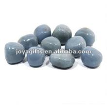 High Polished Gemstone pebble stepping stone