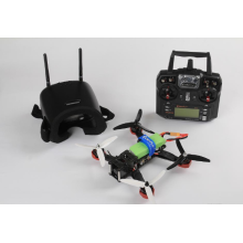 RC Drone 210 With Camera FPV Glasses