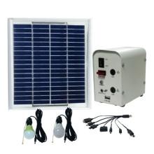 Paneles solares polivinílicos de la alta eficacia 10W Paneles solares caseros