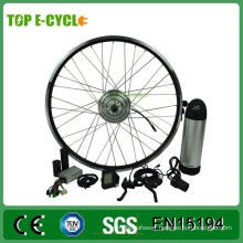 TOP E-cycle Easy Assemble 26 inch Rear / Front Bicycle 36V 350W electric bicycle kit