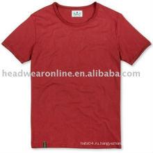 100% хлопковые пуховые футболки