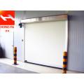 Porte rapide à enroulement automatique