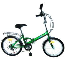 """Vélo pliant à cadre en acier 20 """"(FP206)"""
