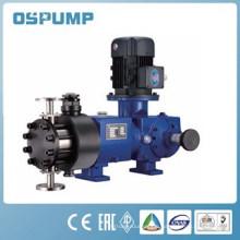 SJM stainless steel hydraulic diaphragm metering pump