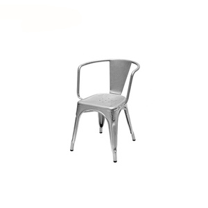 Replica Industrial Stackable Steel Tolix Armchair