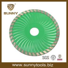 Алмазный режущий диск для резки камня