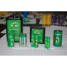 No.5 battery with high capacity