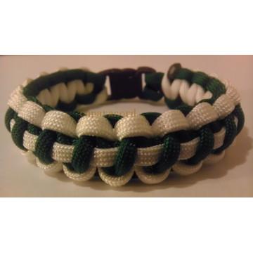 paracord bracelet mixed color