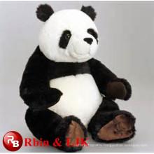valentine day plush panda toy