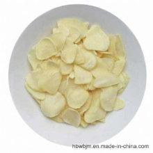 Flocos de alho desidratados chineses de primeiro grau