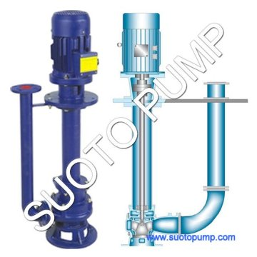 Pompe à turbine verticale série Yw