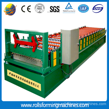 Rolling Metal Roof Panel Roll Forming Machine