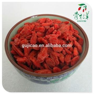 Buen precio 5kg / 10kg / 20kg Embalaje a granel desecado Ningxia Goji Bayas
