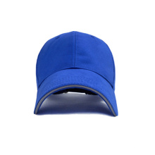 Women Curve Bill Baseball Cap with Embroidery Logo