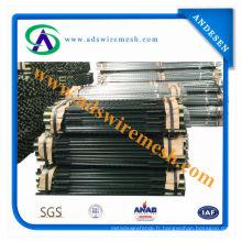 Poteau de clôture en métal de ferme de haute qualité