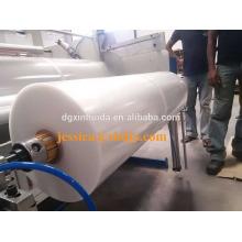 China Stretch Film Machine in Plastindia/ 2 Layer Stretch Film Machine
