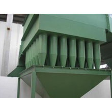 XD-II multi tube cyclone dust collector