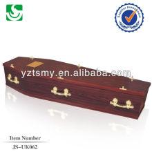 Гроб простой Европейский стиль китайский поставщик прямые продажи