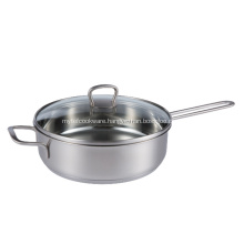Stainless Steel Non-Stick Frying Pan Wok