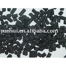 extruded activated carbon for water purification