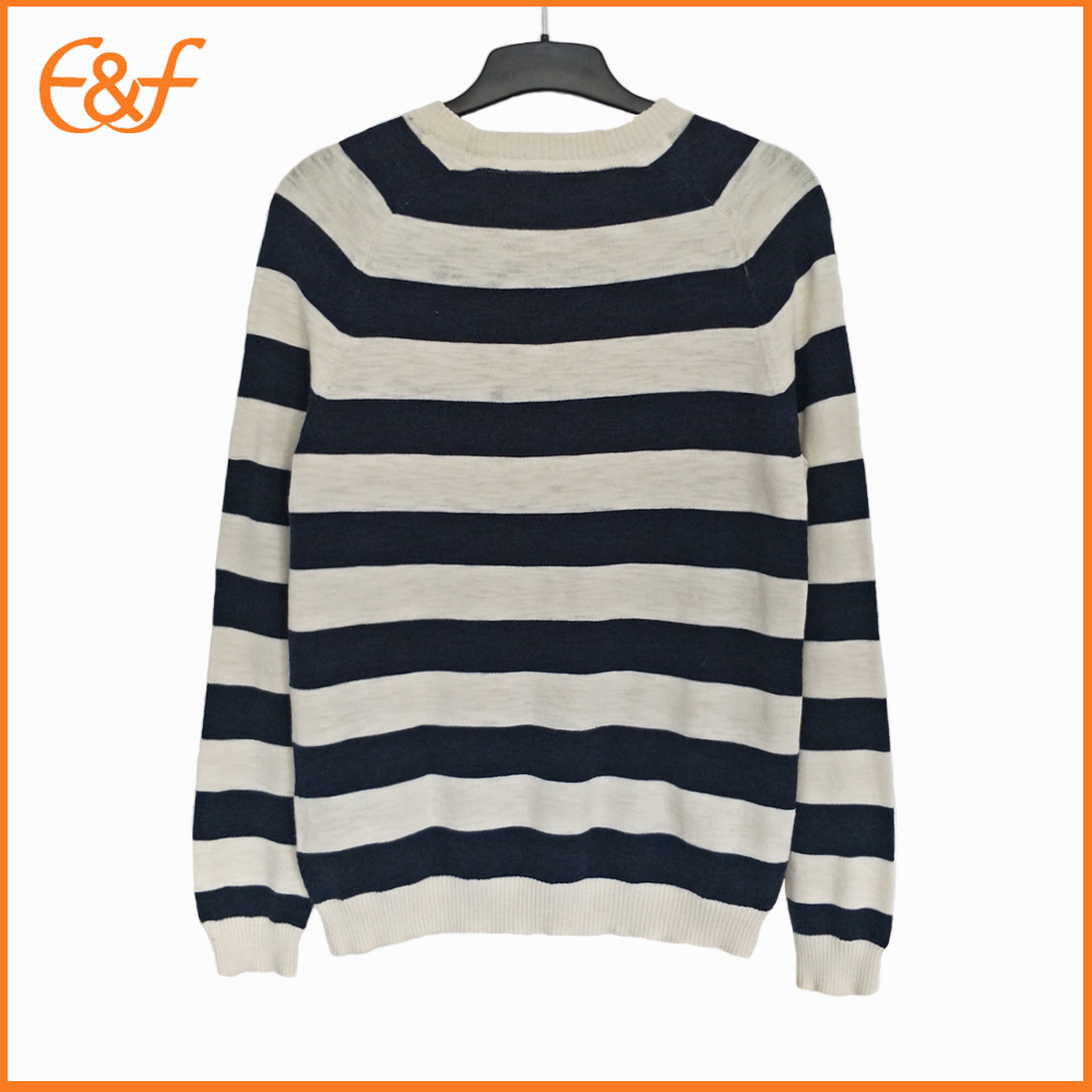 Stripe Stylish Holiday Sweaters