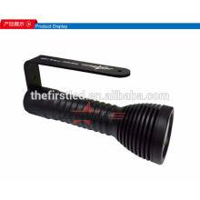 OEM / ODM Fábrica Profesional submarina 100meters Fotografía Super Power Torch Linterna