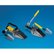 Original Enerpac Hydraulic and Mechanical Wedge Spreaders Fsh-14 and Fsm-8 with Safety Blocks Sb-1