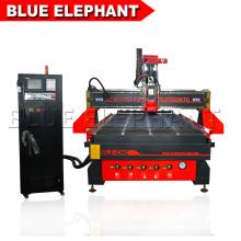 Italia HSD huso atc cnc enrutador máquinas hechas en China
