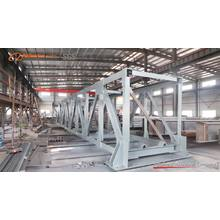 Large Steel Structure Workshop Building Construction