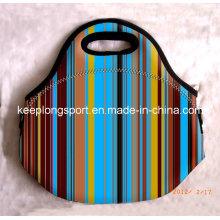 Full Color Neoprene Picnic Lunch Bag, Cooler Bag