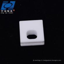disque isolant en céramique d'alumine