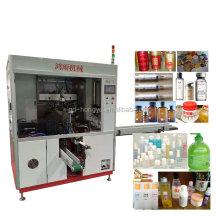 Nagellackflaschensiebdrucker CNC-Siebdrucker