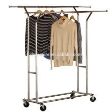 étagère élégante de séchage de vêtement de haute qualité, les tissus déplacent dans le marché supérieur