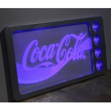 Panneaux en acrylique sur mesure