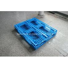 1100*1100*125 пластиковый лоток погрузчик пластиковый Поддон для Китая