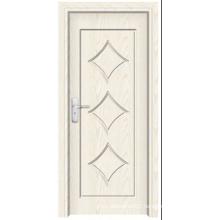 Interior PVC Door Made in China (LTP-8021)