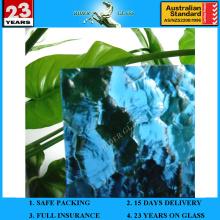 Verre acrylique bleu océanique de 3 à 8 mm avec AS / NZS2208: 1996