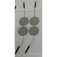 Diamètre d'électrode auto-adhésive 50 mm pour une utilisation de dizaines