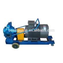 Мобильных автомобиля насос единица Ac 380В масляный насос, переносной масляный насос, мобильный насос с прямым или обратным потоком