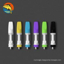 2021 new products cbd cartridges custom vape cartridge packaging full ceramic coil 510 cartridge