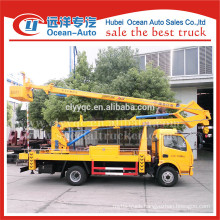 360 raration 18m high-altitude operation truck for aerial working
