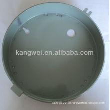 ISO 9001: 2008 Aluminium-Gussabdeckung