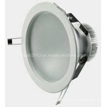 15W 120 grados de ángulo 3800-4200k blanco natural Dimmable LED Downlights con CE RoHS