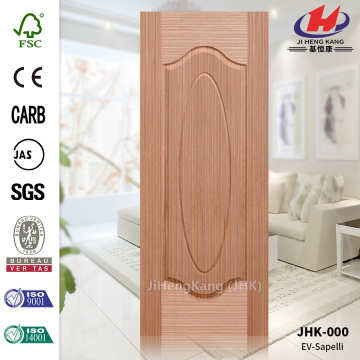 Germany Hospital FSC Natural Sapele Door Skin