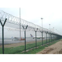 12.7x76.2mm of 358 High security Mesh fencing(factory)