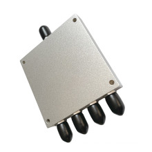 2100-8400MHz Wilkinson SMA Female 9g 4 Way Power Divider/Combiner