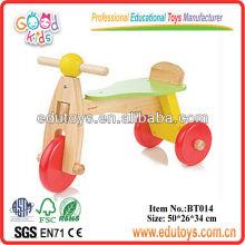 2012 Nouveaux jouets en bois Trike pour enfants