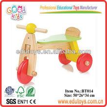 2012 New Wooden Trike Toys For Children